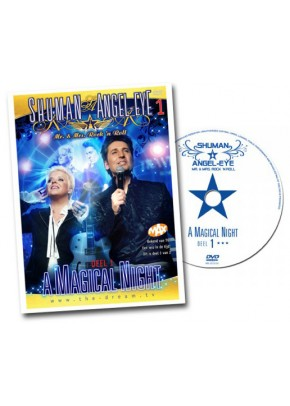 A Magical Night - deel 1 - DVD