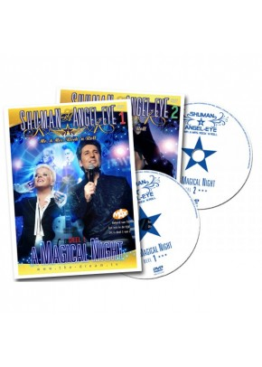 A Magical Night - COMBI - deel 1+2 - DVD