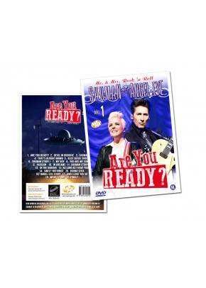 Are You Ready? - deel 1 - DVD