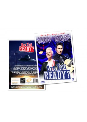 Are You Ready? - deel 2 - DVD