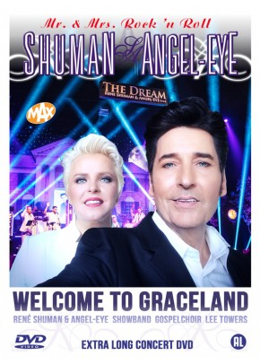 Welcome to Graceland! (Elvis & More 2017) - DVD